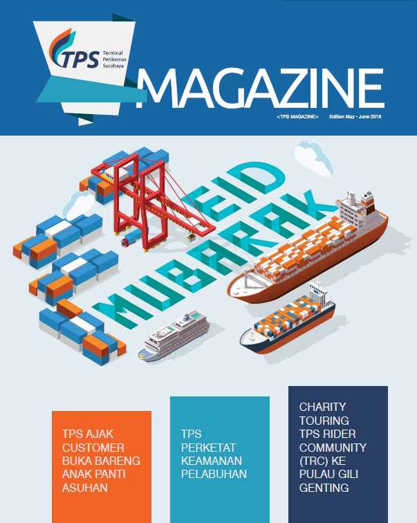 TPS Magazine May - June 2018 Edition